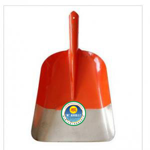 Orange root card two coal shovel
